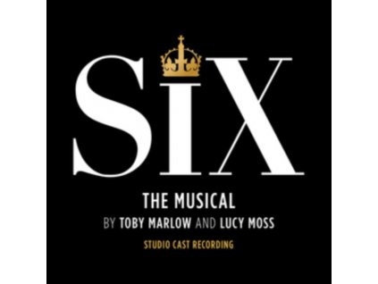 SIX - Six: The Musical (Studio Cast Recording) (CD)