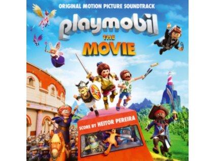 ORIGINAL SOUNDTRACK / VARIOUS ARTISTS - Playmobil: The Movie (CD)