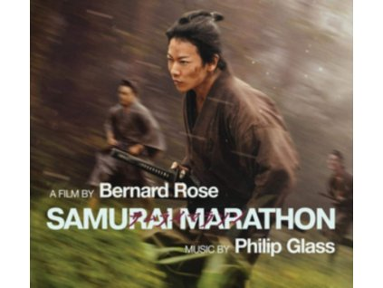 VARIOUS ARTISTS - Samurai Marathon. A Film By Bernard Rose - Music By Philip Glass (CD)