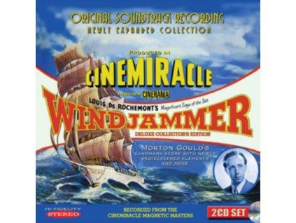 VARIOUS ARTISTS - Windjammer Deluxe (Collectors Edition) (CD)