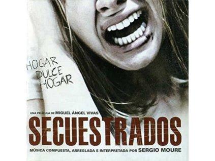 ORIGINAL SOUNDTRACK / SERGIO MOURE - Secuestrados (CD)