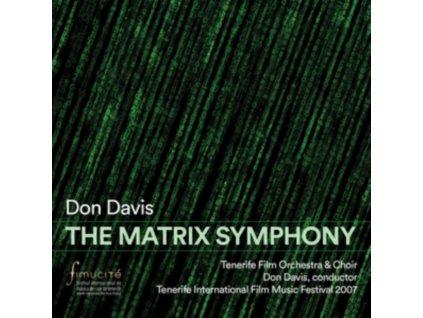 DON DAVIS - The Matrix Symphony - Original Soundtrack (CD)