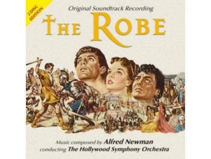 ALFRED NEWMAN - The Robe - Original Soundtrack (CD)