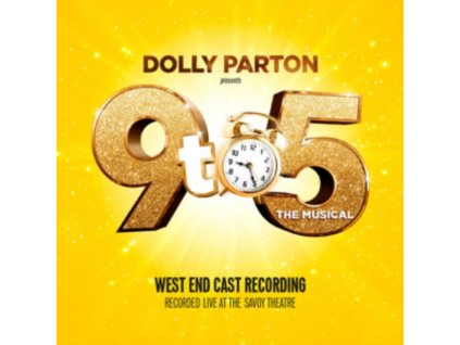 9 TO 5 THE MUSICAL - 9 To 5 The Musical - West End Cast Recording (CD)