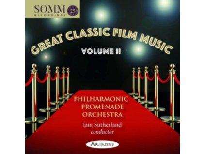 PHIL PROMENADE ORCH - Great Classic Film Music: Volume 2 (CD)