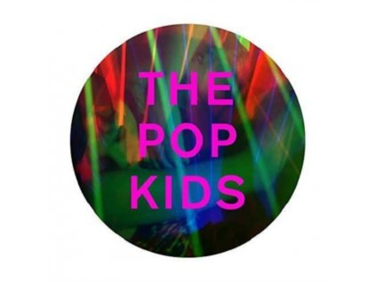 "PET SHOP BOYS - The Pop Kids (White Vinyl 12) (12"" Vinyl)"