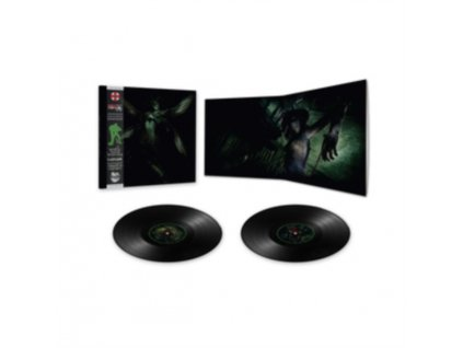 CAPCOM SOUND TEAM - Resident Evil: Code Veronica X - Original Game Soundtrack (LP)