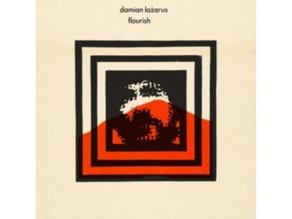 """DAMIAN LAZARUS - Flourish (Transparent Red Vinyl) (12"""" Vinyl)"""