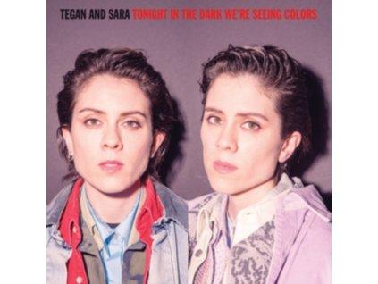 TEGAN & SARA - Tonight In The Dark (Violet/Black Splatter Vinyl) (RSD 2020) (LP)