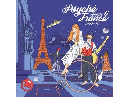 "VARIOUS ARTISTS - Psyche France Vol. 6 (RSD 2020) (12"" Vinyl)"