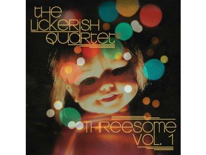 LICKERISH QUARTET - Threesome Vol. 1 (LP)