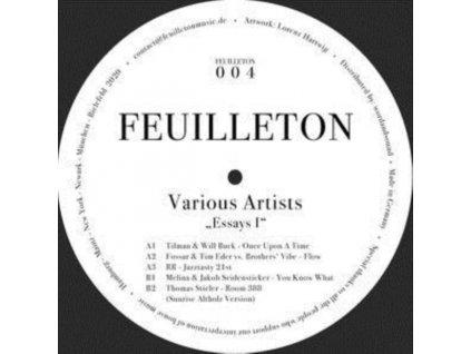 """VARIOUS ARTISTS - Essays 1 (12"""" Vinyl)"""