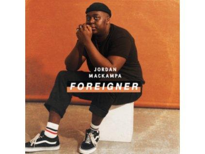 JORDAN MACKAMPA - Foreigner (LP)