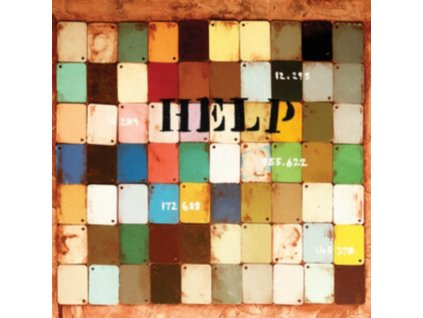VARIOUS ARTISTS - Help (LP)