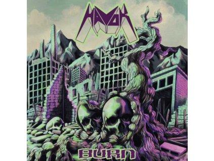 HAVOK - Burn (Coloured Vinyl) (LP)