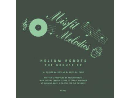 """HELIUM ROBOTS - Grouse Ep.The (12"""" Vinyl)"""