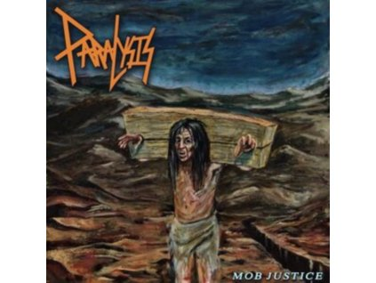 PARALYSIS - Mob Justice (LP)