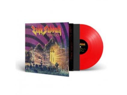 ZAKK SABBATH - Vertigo (Red Vinyl) (LP)