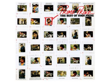 JOHN PRINE - Prime Prine: The Best Of John Prine (Rocktober 2020) (LP)