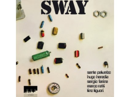 SANTE PALUMBO ORCHESTRA - Sway (LP)