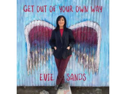 EVIE SANDS - Get Out Of Your Own Way (LP)