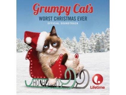 VARIOUS ARTISTS - Grumpy Cats Worst Christmas Ever - OST (CD)