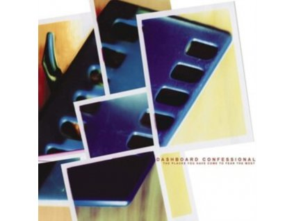 DASHBOARD CONFESSIONAL - Places You Have Come To Fear The Most (LP)