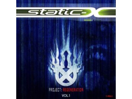 STATIC-X - Project Regeneration Volume 1 (LP)