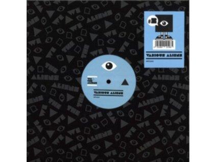 "VARIOUS ALIENS - Wrta 002 (12"" Vinyl)"