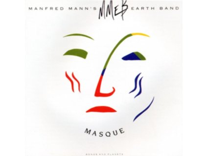 MANFRED MANNS EARTH BAND - Masque (LP)