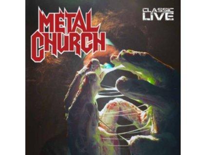 METAL CHURCH - Classic Live (LP)