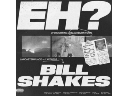 BILL SHAKES - Eh? (LP)