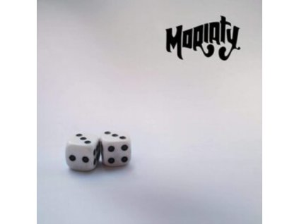 MORIATY - The Die Is Cast (LP)