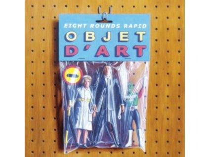 EIGHT ROUNDS RAPID - Objet DArt (LP)