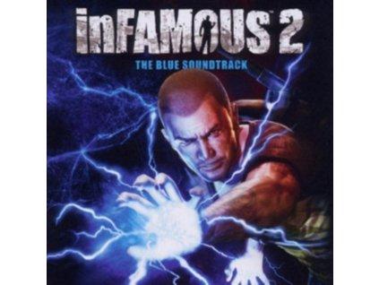 ORIGINAL SOUNDTRACK - Infamous 2 - The Blue Soundtrack (CD)