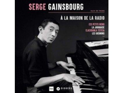 SERGE GAINSBOURG - A La Maison De La Radio (LP)