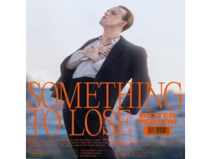 BETTER PERSON - Something To Lose (LP)