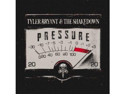 TYLER BRYANT & THE SHAKEDOWN - Pressure (Red Vinyl) (LP)