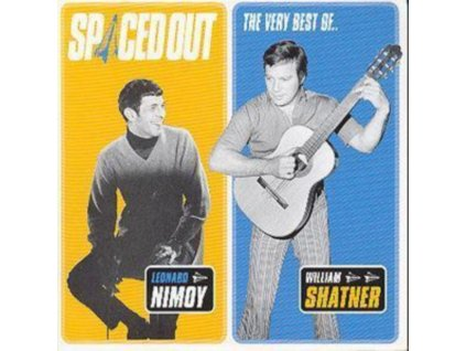 LEONARD NIMOY / WILLIAM SHATNER - Spaced Out - The Best Of (CD)