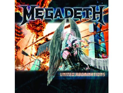 MEGADETH - United Abominations (LP)