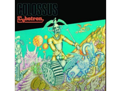 CYBOTRON - Colossus (LP)