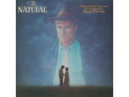 RANDY NEWMAN - Natural (Aqua Blue Vinyl) (RSD 2020) (LP)