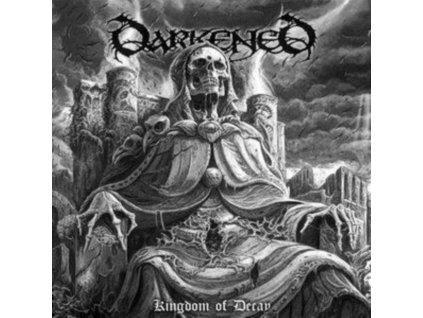 DARKENED - Kingdom Of Decay (LP)