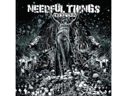 NEEDFUL THINGS - Deception (LP)