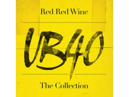 UB40 - Red Red Wine - The Collection (LP)