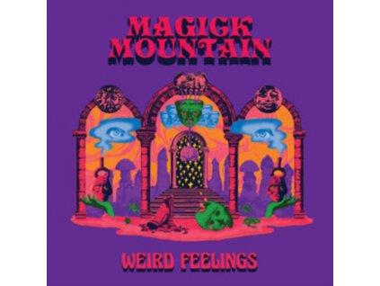 MAGICK MOUNTAIN - Weird Feelings (Coloured Vinyl) (LP)