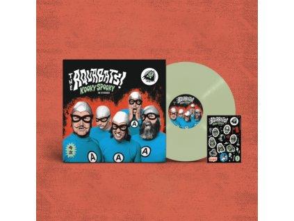 AQUABATS - Kooky Spooky... In Stereo! (Glow In The Dark Vinyl) (LP)