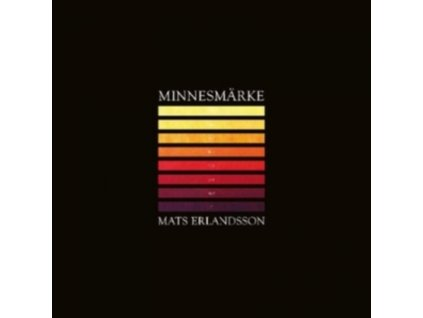 MATS ERLANDSSON - Minnesmarke (LP)
