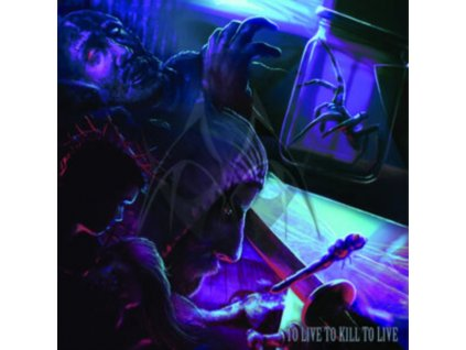 MANTICORA - To Kill To Live To Kill / To Live To Kill To Live (LP)