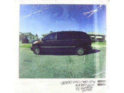 KENDRICK LAMAR - Good Kid Maad City (LP)